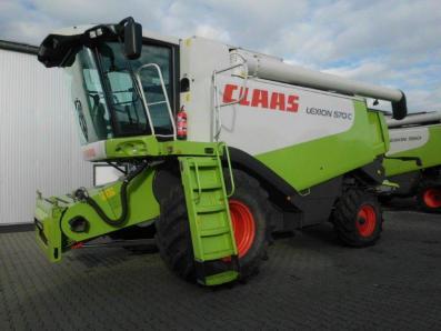 Combine harvester CLAAS Lexion 570 C, used, Emsbueren - Foto 1