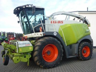 Self-propelled forage harvester CLAAS Jaguar 940, used, 2007, Emsbueren - Foto 1