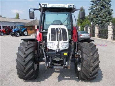 Tractor Steyr 9105 MT Komfort - BISO Schrattenecker - Foto 6