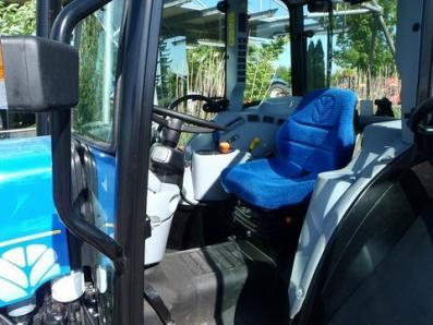 Tractor New Holland T 4020 DeLuxe - BISO Schrattenecker - Foto 4