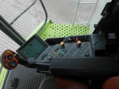 Combine harvester CLAAS Lexion 550, used, Emsbueren - Foto 8