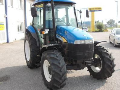 Tractor New Holland TD 5020 - BISO Schrattenecker - Foto 2