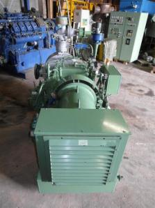Used Steam turbine Nadrowski C5S - G4 Curtisrad - Foto 8