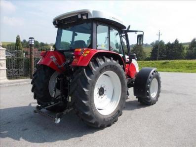 Tractor Steyr 9105 MT Komfort - BISO Schrattenecker - Foto 3