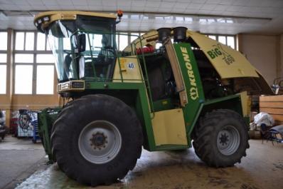 Forage harvesters Krone Big X 560 - BISO Schrattenecker - Foto 1