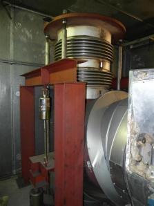 Used Condensing steam turbine Siemens AFA 6 Da / Leroy Somer LSA 56 BL7-4P, 1997 - Foto 6