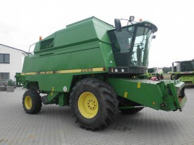 Combine harvester John Deere 2066 HM, used, Emsbueren - Foto 1