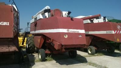 Harvester Laverda 3700 - BISO Schrattenecker - Foto 1
