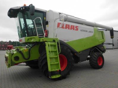Combine harvester CLAAS Lexion 580, used, Emsbueren - Foto 1