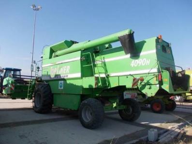 Harvester Deutz-Fahr Top Liner 4090 H - BISO Schrattenecker - Foto 8