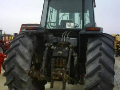Tractor Massey Ferguson 3680 - BISO Schrattenecker - Foto 2