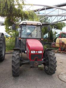 Tractor Waco Compact 1370 - BISO Schrattenecker - Foto 2