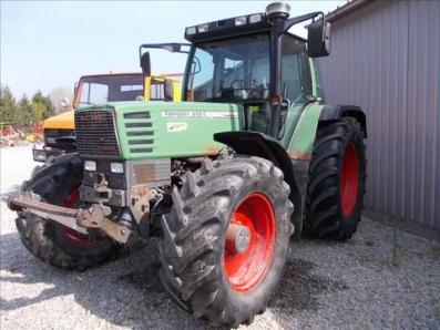 Tractor Fendt Fendt Favorit 512 - BISO Schrattenecker - Foto 1