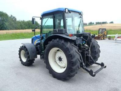 Tractor New Holland TN-D 95 A - BISO Schrattenecker - Foto 5