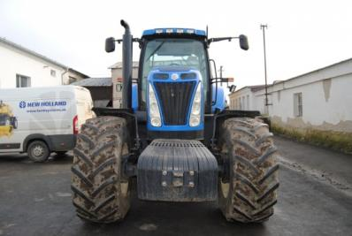 Tractor New Holland T8030 - BISO Schrattenecker - Foto 5