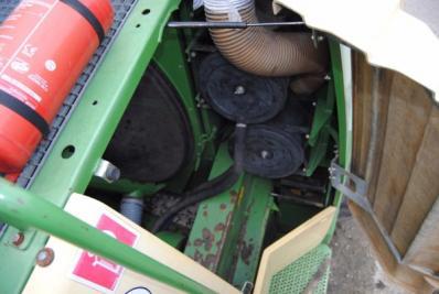 Forage harvesters Krone Big X 560 - BISO Schrattenecker - Foto 10