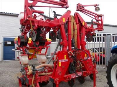 Sowing machine Gaspardo Manta MTI mit PA1 9-reihig - BISO Schrattenecker - Foto 8