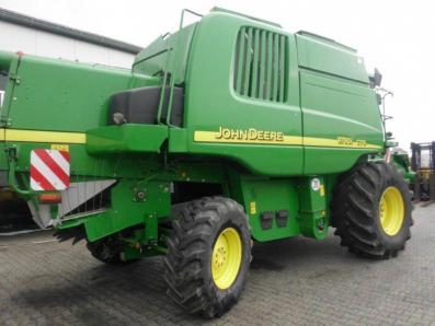 Combine harvester John Deere 9780i CTS, used, Emsbueren - Foto 4