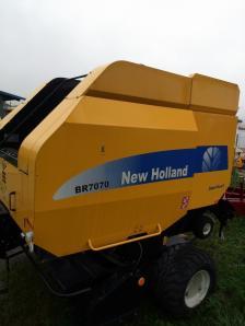 Round balers New Holland BR7070 - BISO Schrattenecker - Foto 3