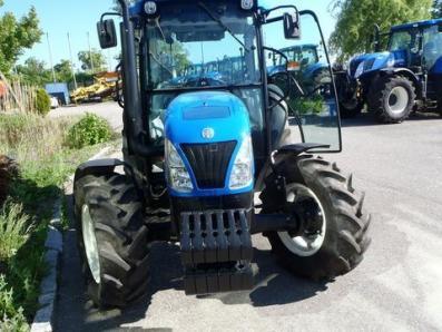 Tractor New Holland T 4020 DeLuxe - BISO Schrattenecker - Foto 8