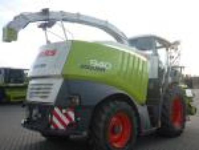 Self-propelled forage harvester CLAAS Jaguar 940, used, 2007, Emsbueren - Foto 4