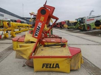 Tractor accessories Fella KM 187 H - BISO Schrattenecker - Foto 1