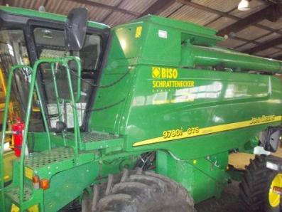 Harvester John Deere 9780 Hillmaster - BISO Schrattenecker - Foto 2