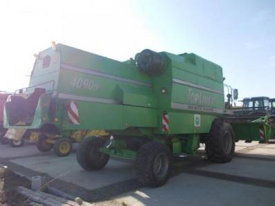 Harvester Deutz-Fahr Top Liner 4090 H - BISO Schrattenecker - Foto 5