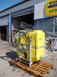 Sprayers Jessernigg 880 Liter / 12 Meter 1987 - BISO Schrattenecker - Foto 6