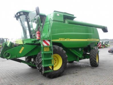 Combine harvester John Deere 9780i CTS, used, Emsbueren - Foto 2