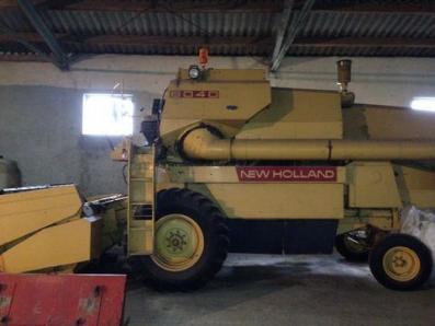 Harvester New Holland 8040 - BISO Schrattenecker - Foto 3