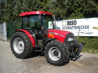 Tractor Case IH JX 1075 - BISO Schrattenecker - Foto 1