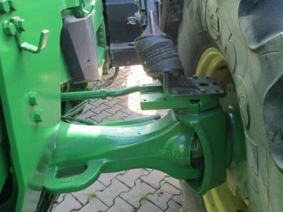 Tractor John Deere 8310 - acrar 9