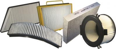 ALCO Filters MS-6191 Cabin air filters to replace WIX WP6938 filter - Foto 6