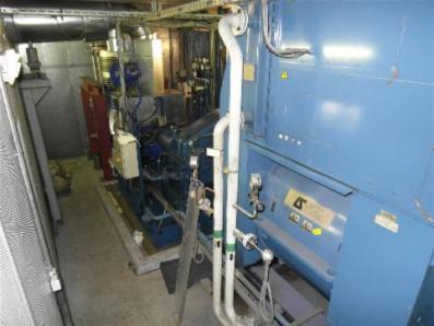 Condensing steam turbine Siemens AFA 6 Da / Leroy Somer LSA 56 BL7-4P - Foto 1