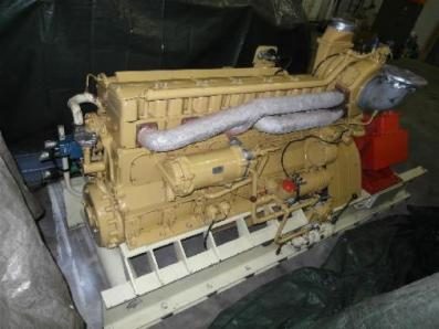 Diesel Generator with engine  MTU - Foto 1