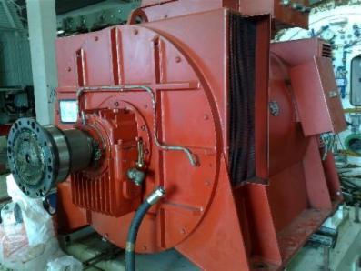Generator AVK DIDBN 150 / 145 L/4 / - Foto 1