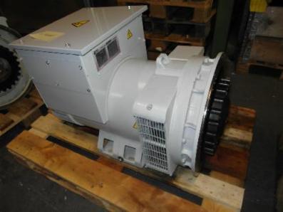 Generator Leroy SOMER LSA 43 2L8 C6/4 - Foto 1