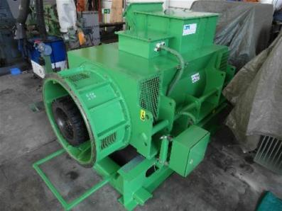 Medium voltage generator AVK DIG 130 K / 4 - Foto 1