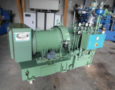 Steam turbine Nadrowski C5S - G4 Curtisrad - Foto 2