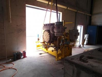 Steamturbine Siemens CFR5 G6A - Foto 1