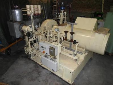 Steamturbine Siemens KKK CFR5 G5 / AEG - Foto 1