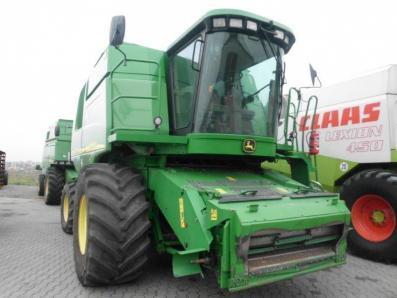 Combine harvester John Deere 9680 WTS, used, Emsbueren - Foto 3