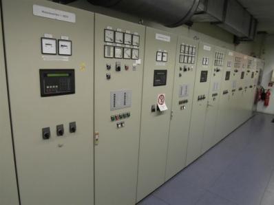 CHP Gas cogeneration sys-m, Engine: Waukesha L7042G, Leroy Somer LS AK50 VL10 6P - Foto 9