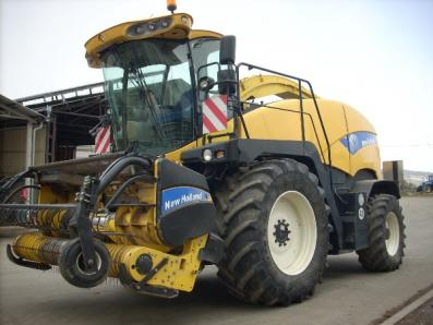 Forage harvesters New Holland FR9060 - BISO Schrattenecker - Foto 4