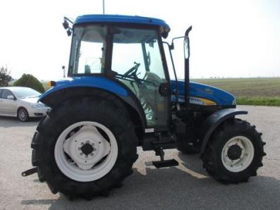 Tractor New Holland TD 5020 - BISO Schrattenecker - Foto 5