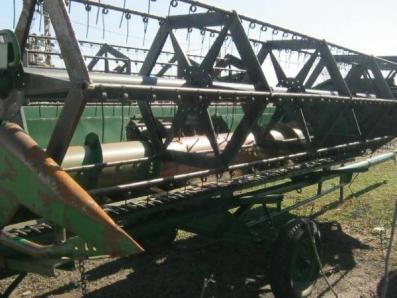 Harvester John Deere 1174 S II - BISO Schrattenecker - Foto 4