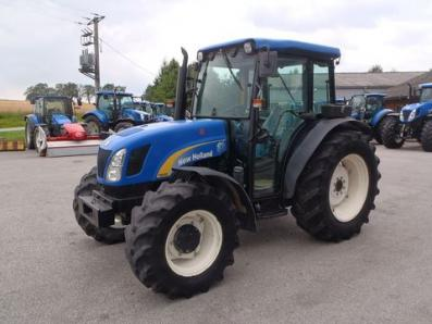 Tractor New Holland TN-D 95 A - BISO Schrattenecker - Foto 1