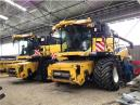 Harvester New Holland CR 9080 - BISO Schrattenecker