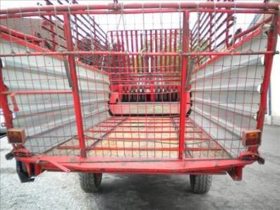 Loading wagons Pöttinger TOP III / LW27 - BISO Schrattenecker - Foto 2